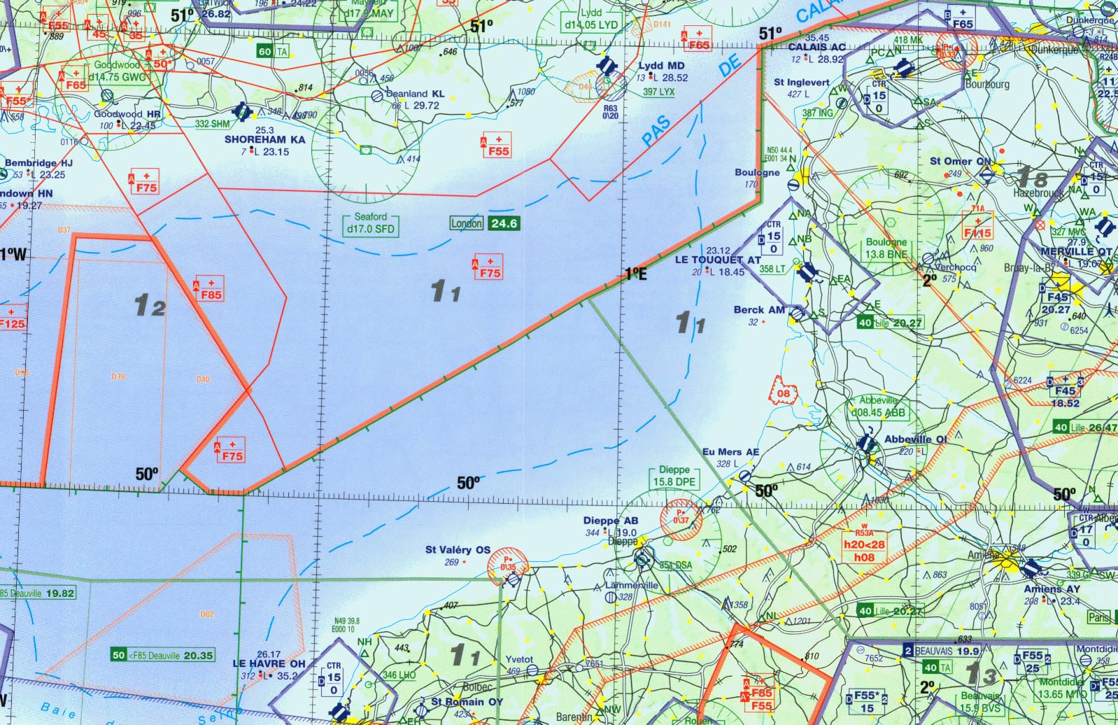 Operational Tips for VFR and IFR in Europe